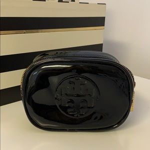 Tory Burch small makeup bag